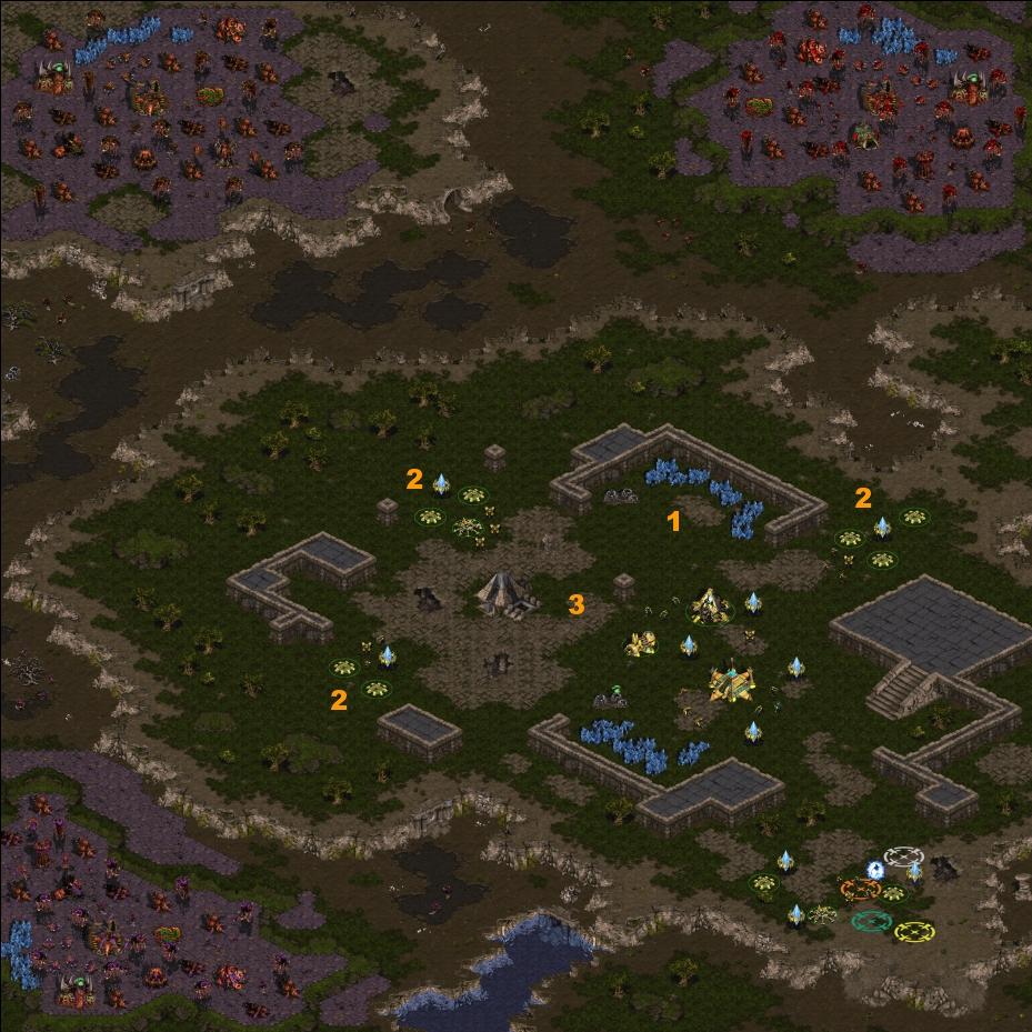 Protoss 2: Auf verlorenem Posten