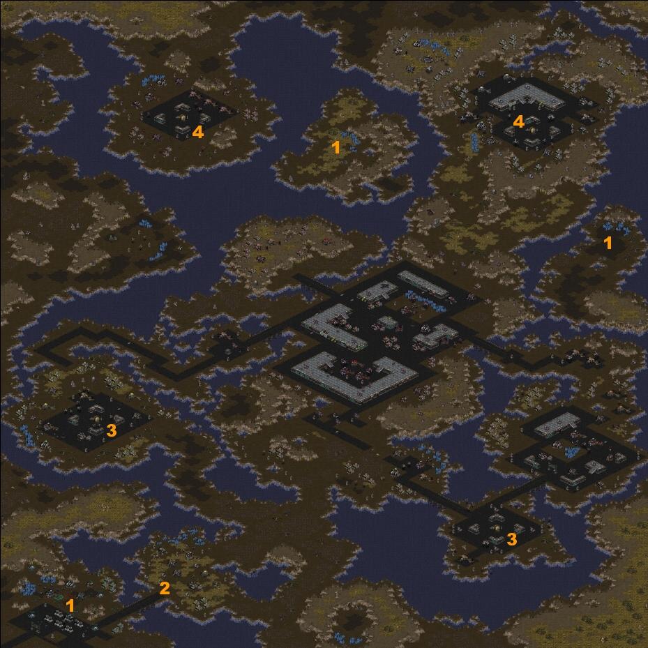 Zerg 5: Angriff auf Uranis